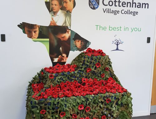 Cottenham Village College Careers Day